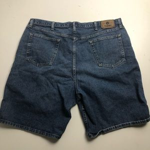 Vintage Wrangler Jean Shorts Relaxed Fit Shorts